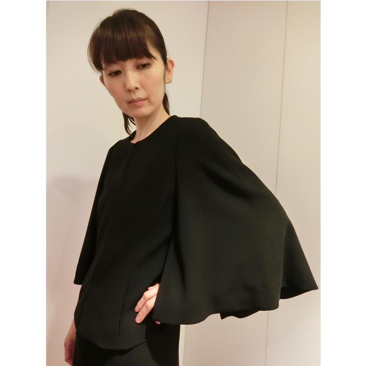 Black Formal Jacket