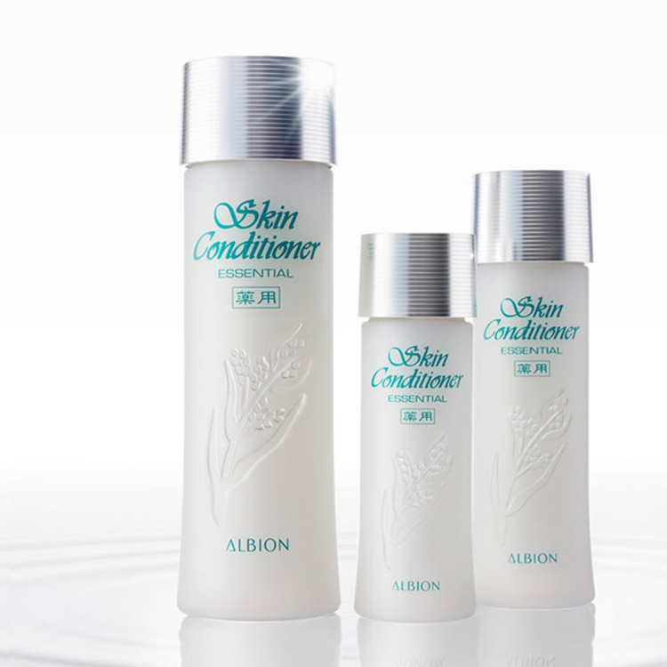 ALBION SKINCONDITIONER ESSENTIAL/A long-selling medicated skin lotion