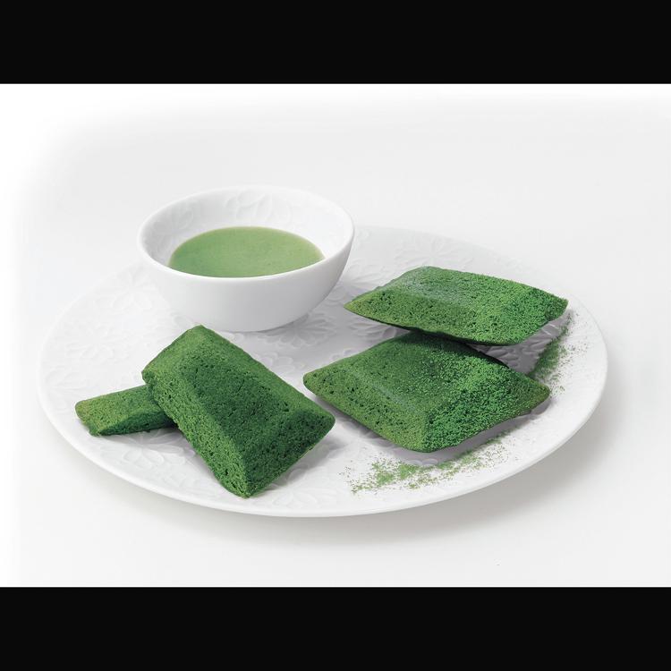 抹茶蛋糕(費南雪)