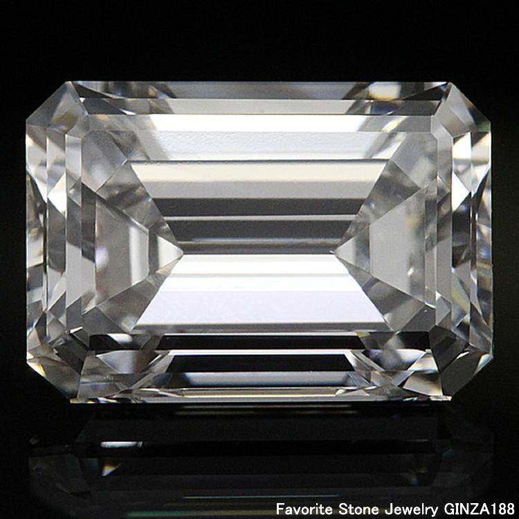 ダイヤモンド 2.229ct G VVS2 Emerald cut ルース