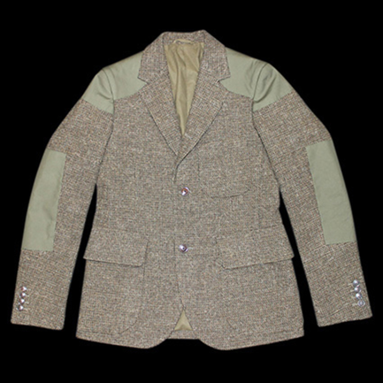 "Nigel Cabourn ""Mallory Jacket -3 Patch Pockets-"""