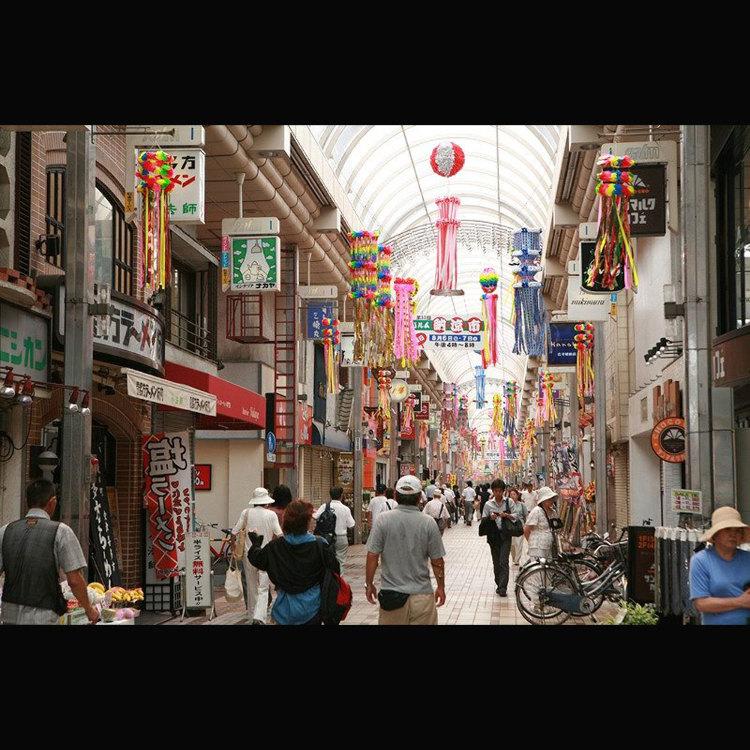 武藏小山商店街帕尔姆(Palm)