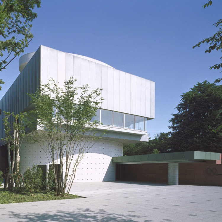 THE UNIVERSITY ART MUSEUM, TOKYO UNIVERSITY OF THE ARTS