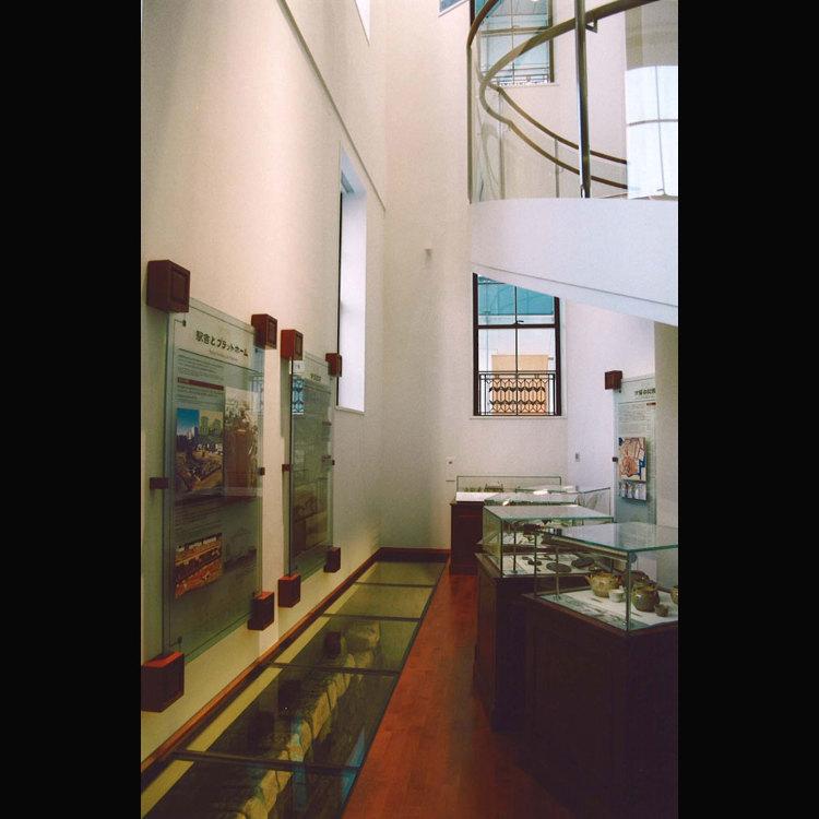 舊新橋停車場 鐵道歷史展示室