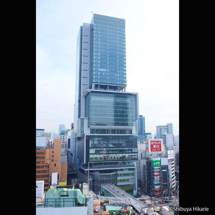 澀谷HIKARIE