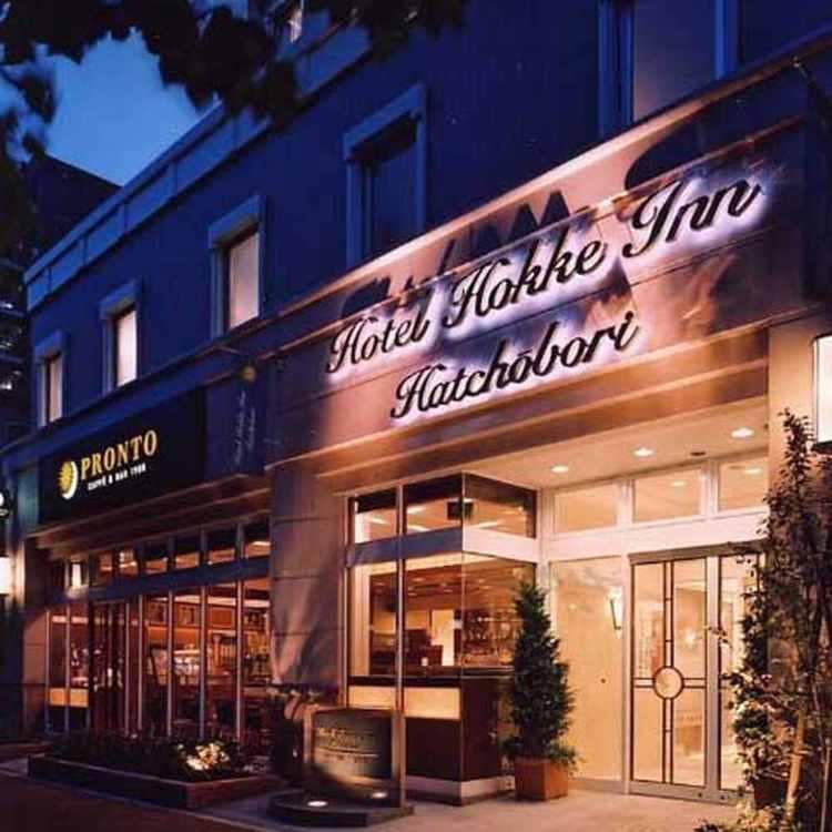Hotel Hokke Inn Tokyo-Hatchobori
