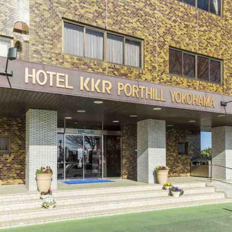 KKR Porthill Yokohama