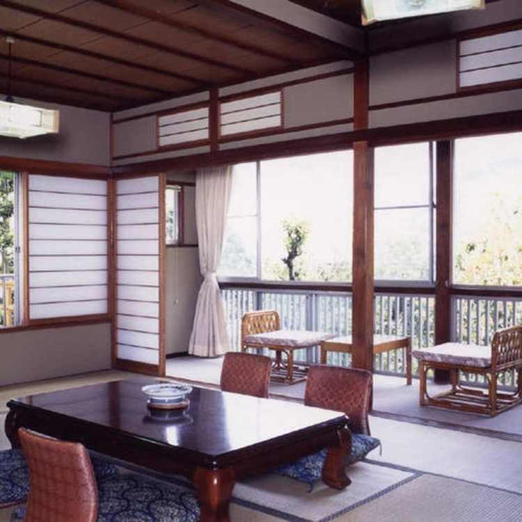 Hakone Ohiradai-onsen Sansuiso