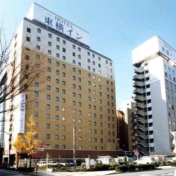 Toyoko Inn Shin-Yokohamaeki-mae Shinkan