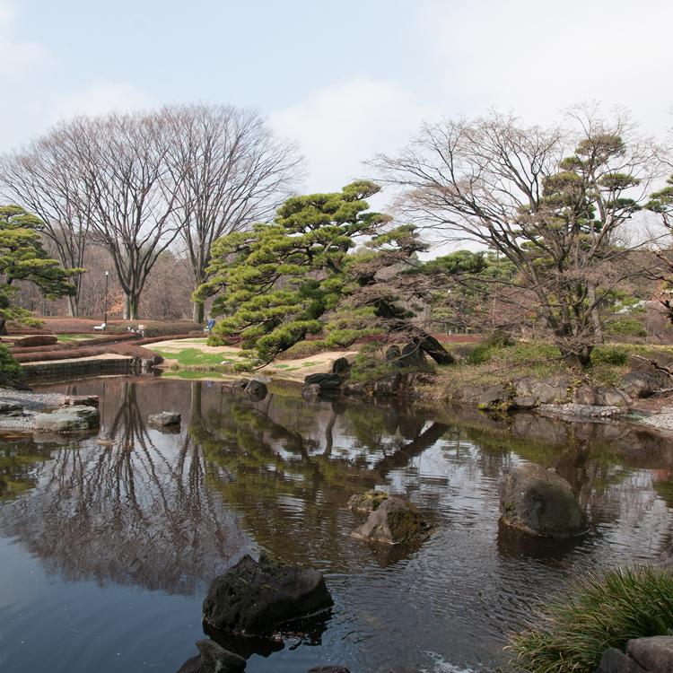 二之丸庭园