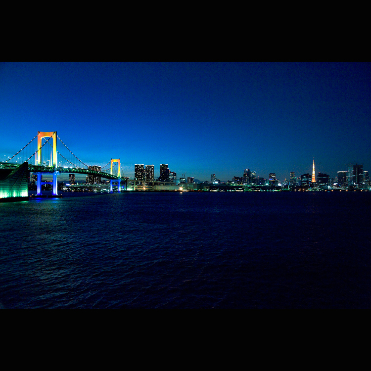 彩虹大橋(Rainbow Bridge)