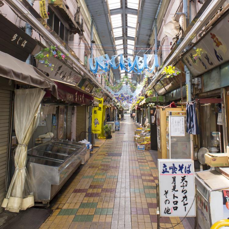 Tateishinakamise
