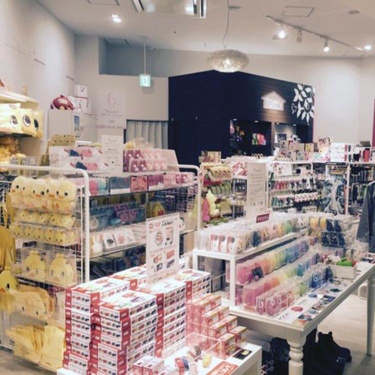 Toffy DiverCity Tokyo Plaza