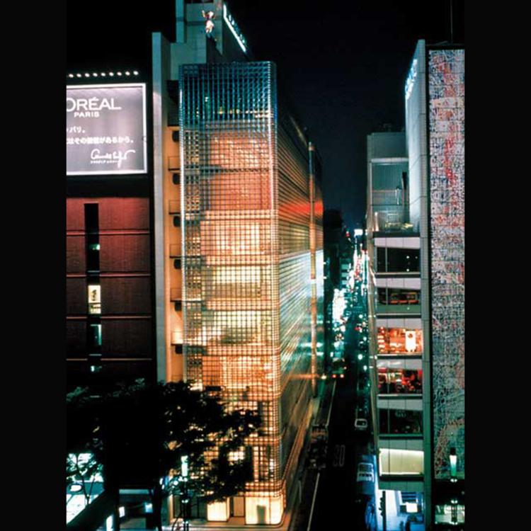 Maison Hermès Ginza