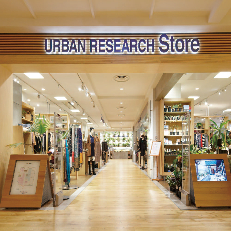 URBAN RESEARCH Store Tokyo Skytree Town Soramachi