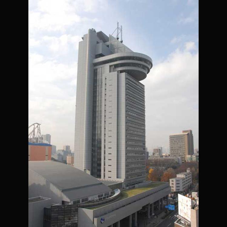 Bunkyo Civic Center Observation Lounge