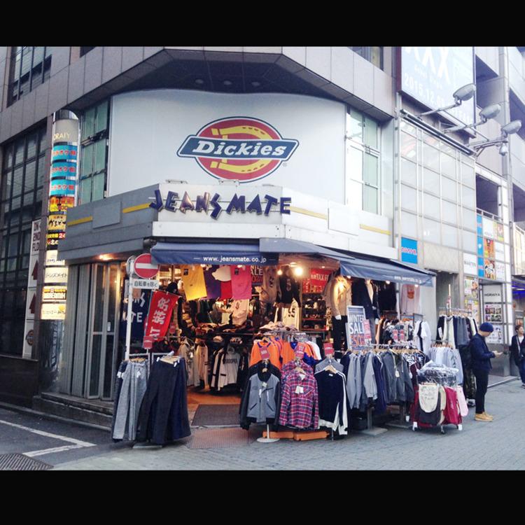 ジーンズメイト 渋谷店