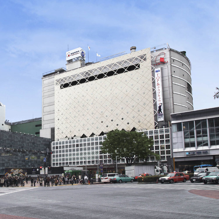 东急百货店 涩谷站·东横店