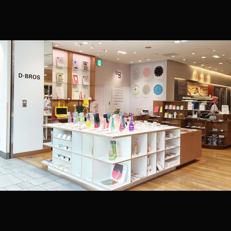 D-BROS エキュート品川店