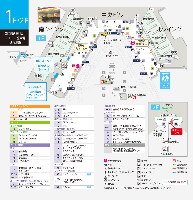 電話 成田 所 番号 検疫 空港
